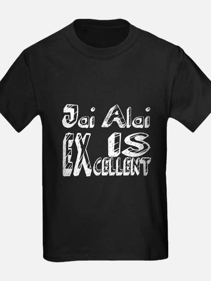 Jai Alai Is Excellent T