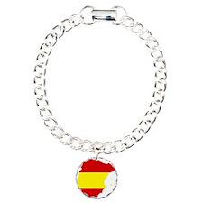 spain_map_3c Charm Bracelet, One Charm