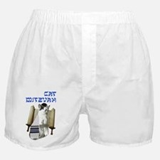catmitzvah final Boxer Shorts