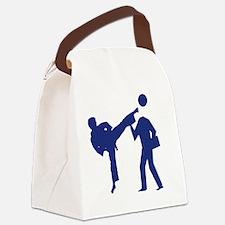 kara t3 Canvas Lunch Bag