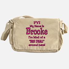 Brooke Messenger Bag