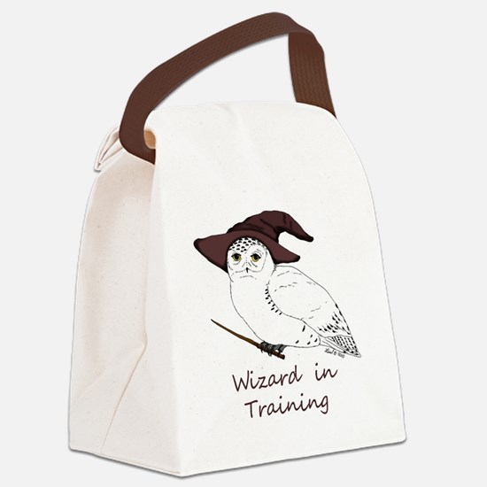 art 006 Canvas Lunch Bag