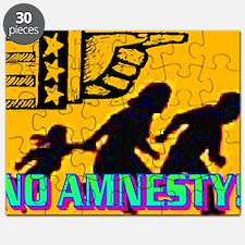 NO AMNESTY!(wall calendar) Puzzle