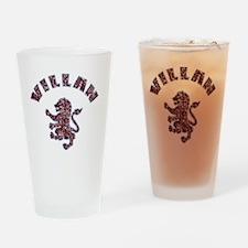 villanfaded Drinking Glass