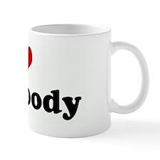 I Love my Woody Mug