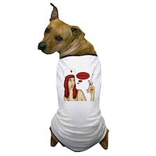 nurse_needle Dog T-Shirt