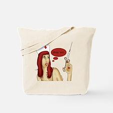 nurse_needle Tote Bag