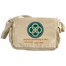 Joyful Celtic Messenger Bag