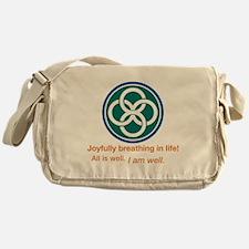 Joyful Celtic Messenger Bag