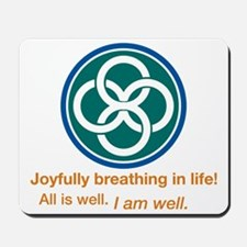 Joyful Celtic Mousepad