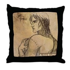 SaintEDLOGO Throw Pillow