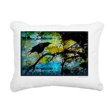 14x10framedprint_Creeksi Rectangular Canvas Pillow