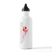 kajukenbo Water Bottle