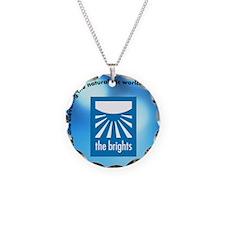 logo url tag 3 bkg Necklace
