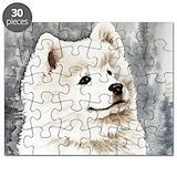 Samoyed Puzzles