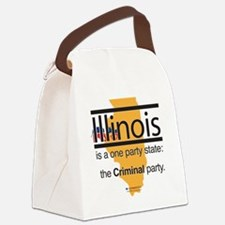 PT-114-L_Criminal Party Canvas Lunch Bag