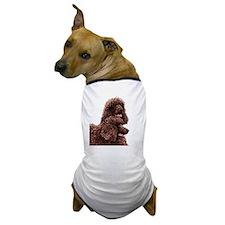 Irish Water Spaniel 5x5 Dog T-Shirt