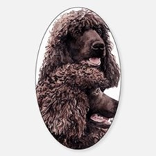 Irish Water Spaniel 2 Decal