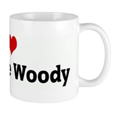 I Love My Uncle Woody Mug
