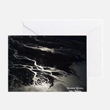 braided-sunlight-AStrip-aw-5294 Greeting Card