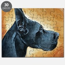 Great Dane Black Puzzle