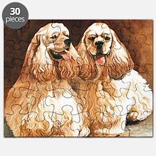 Cocker Spaniels Puzzle
