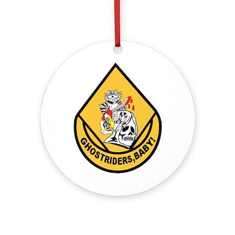 VF-142 Ghostriders Ornament (Round)