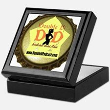 DDBadgeCapAddress Keepsake Box