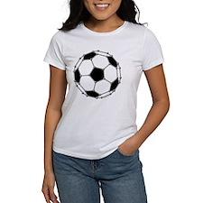 Buckyball soccer Tee