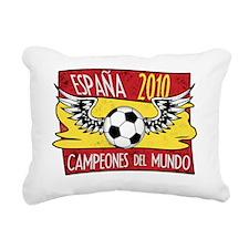 SPAIN_VINTAGE Rectangular Canvas Pillow