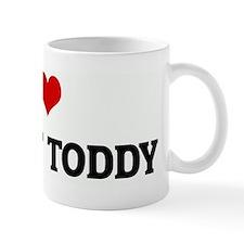 I Love MY HOT TODDY Small Mug