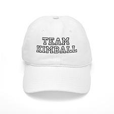 TEAMKIMBALL Baseball Cap