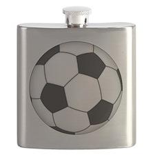 Soccer_ball Flask