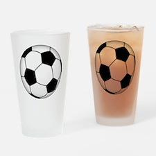 Soccer_ball Drinking Glass
