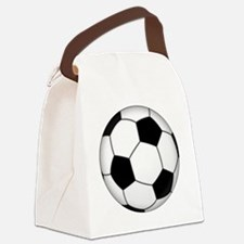 Soccer_ball Canvas Lunch Bag