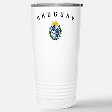 uruguay Stainless Steel Travel Mug