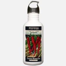 Cayenne Red Pepper ant Water Bottle