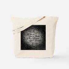 dream-within-a dream_b Tote Bag
