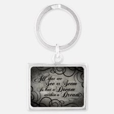 dream-within-a dream_12x18 Landscape Keychain
