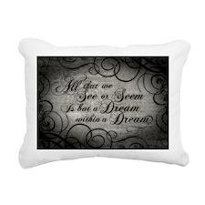dream-within-a dream_12x Rectangular Canvas Pillow