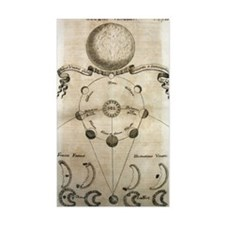 Ancient Moon Phases Decal