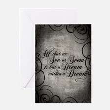 dream-within-a dream_j Greeting Card
