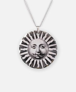 Medieval Sun Necklace