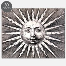 Medieval Sun Puzzle