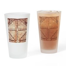 Astrological Weather Chart Drinking Glass