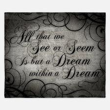 dream-within-a dream_13-5x18 King Duvet