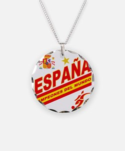ESPANA champions Necklace