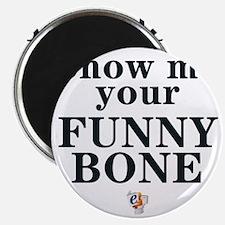 eSarcasm Funny Bone Thong Magnet
