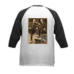 Swamp Root Kids Baseball Jersey