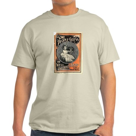 Swamp Root Ash Grey T-Shirt